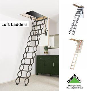 Leroy Merlin South Africa Leroymerlinsa Photos Et Videos Instagram Carpentry Projects Loft Ladder Ladder Decor