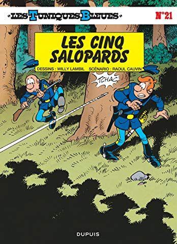 Les Tuniques Bleues Pdf Gratuit : tuniques, bleues, gratuit, Épinglé