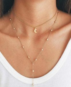 collier femme magasin