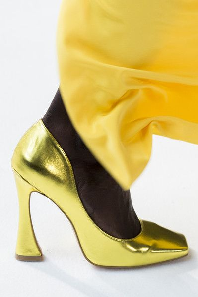 Christian Siriano at New York Fashion Week Spring 2018 - The Most Coveted Shoes on the New York Runway - Photos