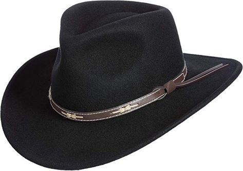 c7176dfa8b5f4 Overland Teton Crushable Wool Cowboy Hat Review