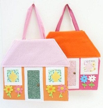 Travel Toy Quiet Book Fabric Doll House Portable Take Along Busy Book Cloth  Soft Toy | KnotAPaperdoll On Etsy | Pinterest | Busy Book, Doll Houses And  Toy