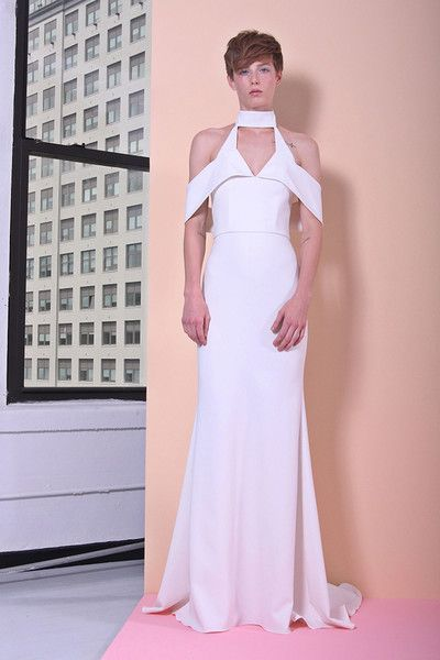 Christian Siriano, Resort 2018 - Wedding Worthy Resort Dresses - Photos