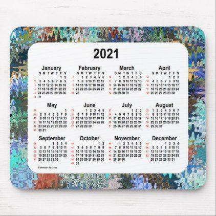 Crazy Calendar 2021