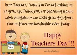 Image Result For Teacher Day Message Teachers Day Wishes