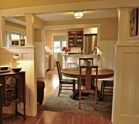 66 Trendy Kitchen Room Divider Craftsman Style