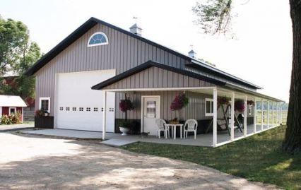 Trendy House Barn Combo Garage Ideas Designs In 2019