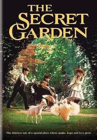 Secret Garden Dvd Re Pkg Trivoshop The Secret Garden 1993 Secret Garden Free Movies Online