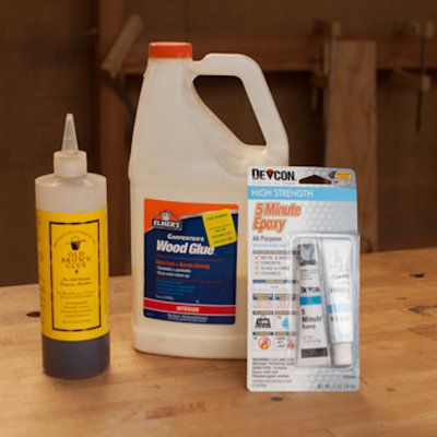 Glue Is The Most Common Fastener Used In Woodworking And It Seems