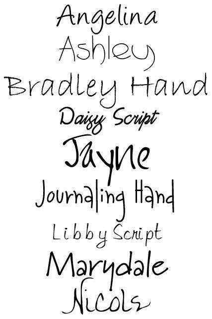 Walt Disney Script V41 Font