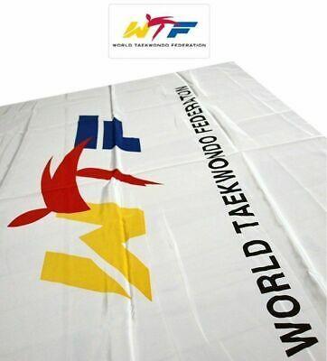 TaeKeuk Flag Korea TaeKwonDo Gym TKD Tae Kwon Do Korean