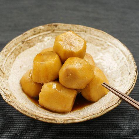 里芋 の 煮物 レシピ