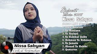 download video musik NISSA SABYAN - Full Album 2018 Lirik