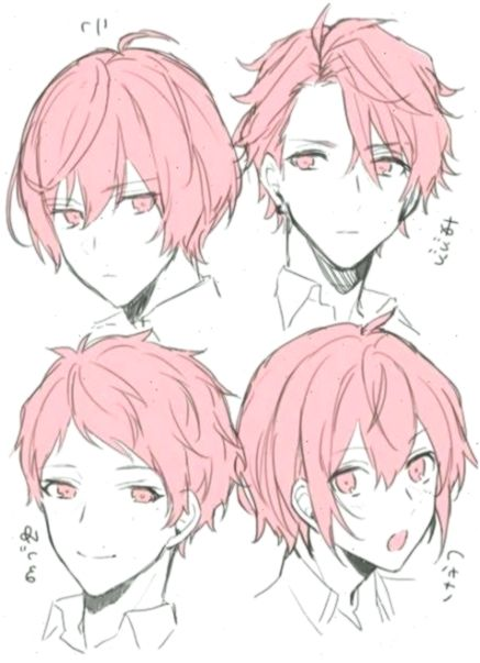 Trendy Drawing Anime Hairstyles Boys Art Ideas Hairstyles Anime Art Boys Drawing Frisuren Hairstylesd Anime Drawings Tutorials Anime Boy Hair Anime Hair