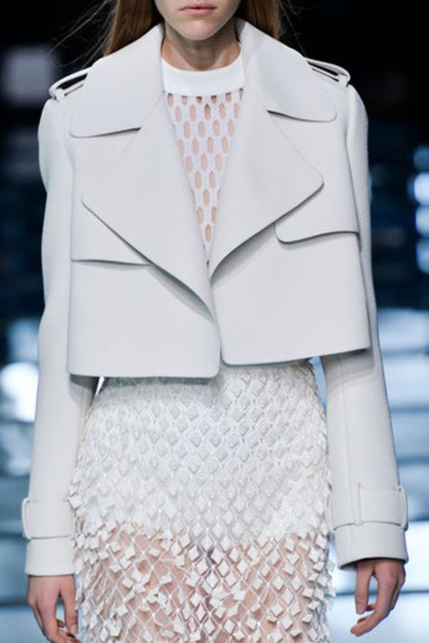 Highlights From Day 2 of Paris Fashion Week- Highlights From Day 2 of Paris Fashion Week Balenciaga spring 2015 collection show.