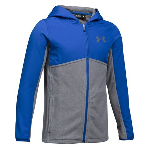 83ec4a21424 Under Armour Boys 8-20 Phenom Full-Zip Hoodie | Products | Одежда ...