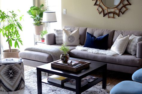 Jackson Chaise Sectional West Elm Review West Elm Living Room