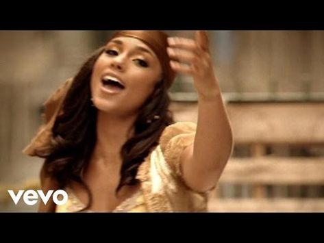 Alicia Keys - No One (Official Video) - YouTube | music | Pinterest | Alicia keys no one, Brand new and Videos