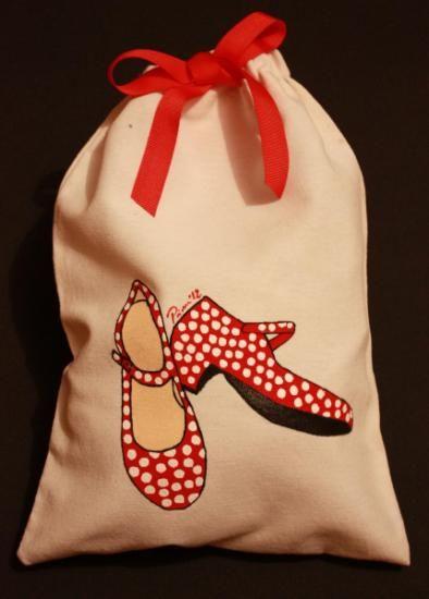 Sevillanas Faralaes Zapatos Flamenco Flamenca Patchwork Gitana rSSAt