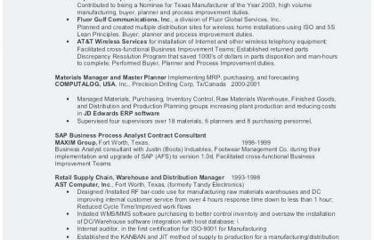 Business Administration Resume Samples and Luxury Canadian ...