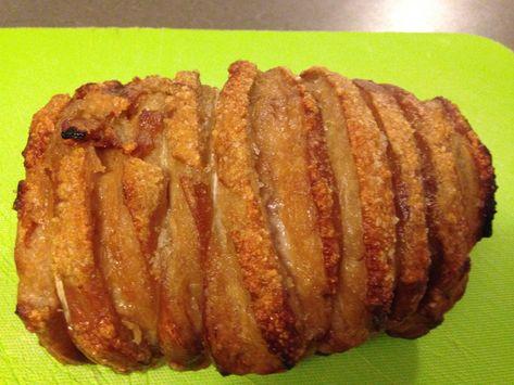 Best Roast Pork Ever