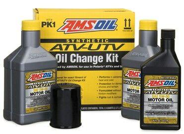 The Amsoil Atv Utv Kits Include The Following 2 Or 2 5 Quarts