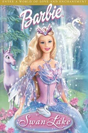 15 Nostalgic Barbie Movies Ranked From Worst To Best Barbie Swan Lake Barbie Movies Swan Lake