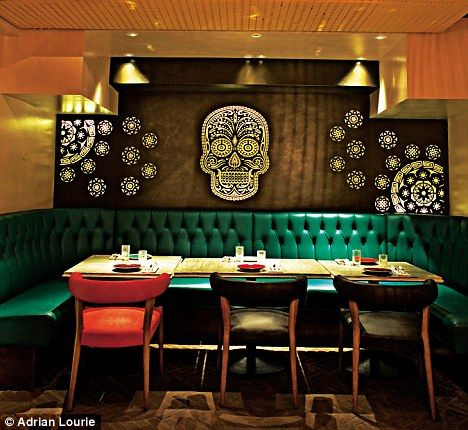 For Me Real Mexican Food At Every Level Is All About Those - Mexican restaurant decoration ideas