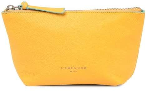 89a0469e78a1 Liebeskind Berlin | Pebbled leather Cosmetic Pouch in 2019 ...