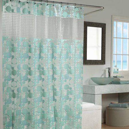 Home Window In Shower Small Bathroom Window Vinyl Shower Curtains