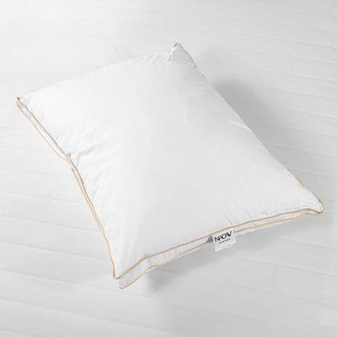 وسادة مايكروجيل تركي أبيض Pillows Bed Pillows Pillow Cases