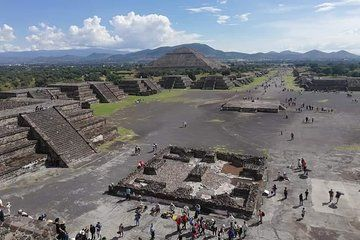 Teotihuacan Pyramids And Guadalupe Shrine Day Tour From Mexico City Day Tours Teotihuacan Mexico City