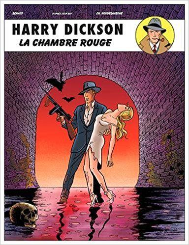 Amazon Fr Harry Dickson Tome 12 La Chambre Rouge Renaud Jean Ray Studio Leonardo Christian Vanderhaeghe Livres Dessin Anime Illustrations Herge