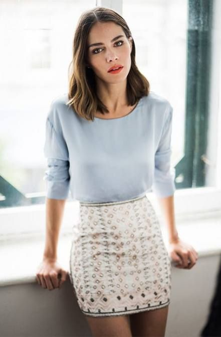61 Ideas For Skirt Outfits Dressy Simple
