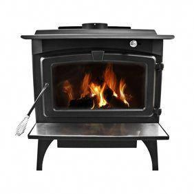 Hottest Snap Shots Brick Fireplace With Stove Concepts Pleasant