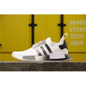 Adidas Nmd R1 White Black Gradient Eg7410 In 2020 Adidas Nmd