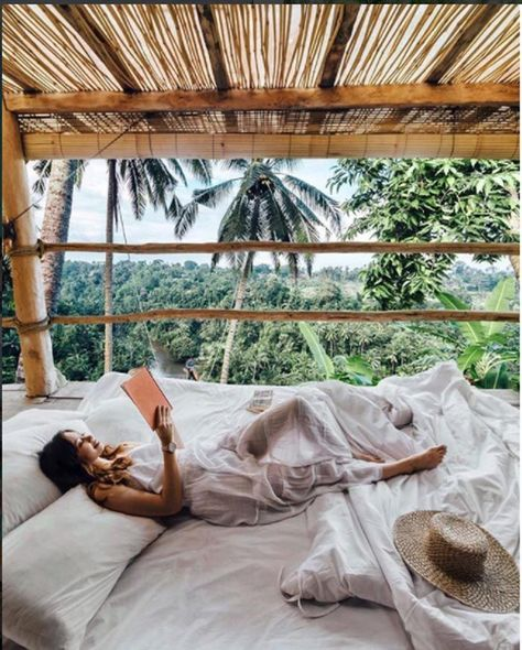 Ubud in Bali is the perfect spot to relax on your honeymoon