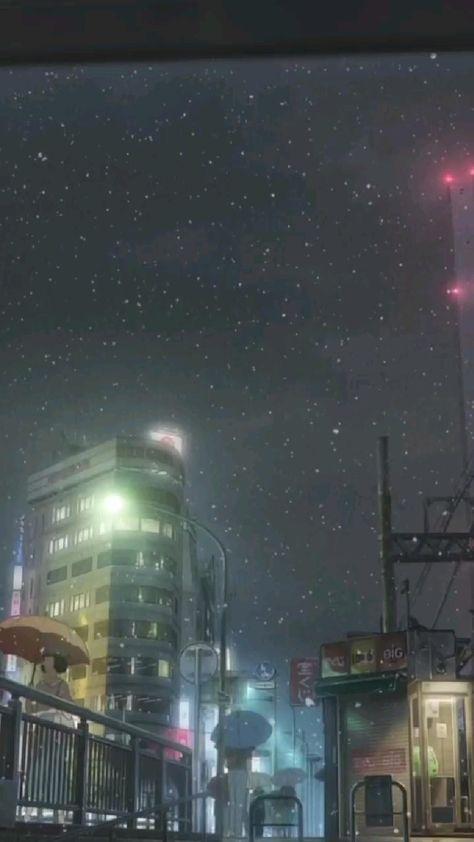 A Cold Winter Night�