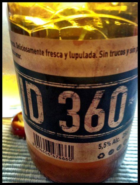 El Alma Del Vino Cervezas Cerveza Pura La Virgen Madrid 360