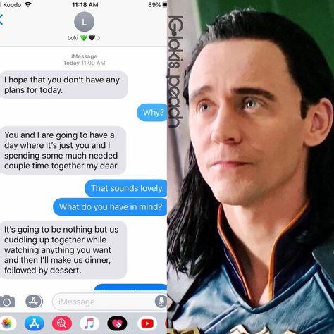 "🐍👑Loki's Queen👑🐍 on Instagram: ""Imagine Loki and you"