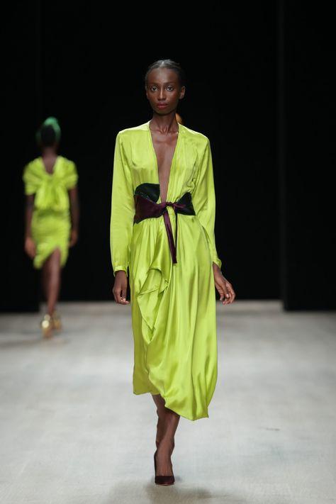 ARISE Fashion Week 2019 | Tiffany Amber | BN Style