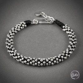 bracelet argent souples