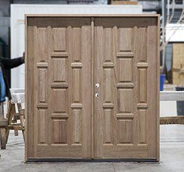Cl 64 10 Panel Double Doors Double Door Design Double Doors Exterior Door Design Wood