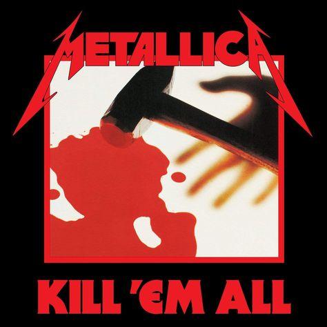 METALLICA: Kill 'Em All LP