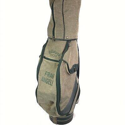 24++ Callaway big bertha leather golf bag information
