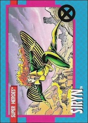 1992 and 1993 X-MEN SERIES 1 and 2 SKYBOX IMPEL MARVEL COMPLETE CARD SETS #1-100