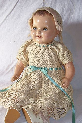 Ideal, suzy playpal and a 1950's horsman babydoll pictured