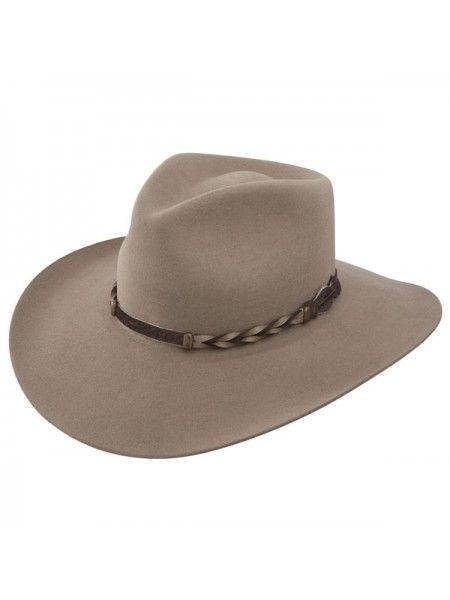 "f0f6b2ba7 Stetson Drifter - (4X) Buffalo Felt Cowboy Hat in 2019 | ""Hats off ..."