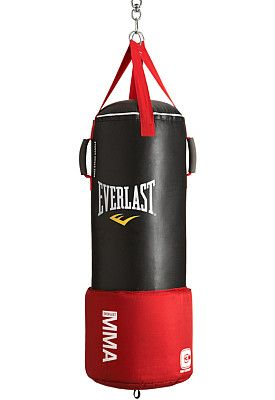 Everlast Mma Omnistrike Heavy Bag Sportsauthority I