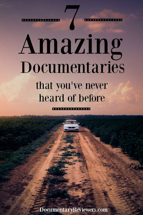 9 Little-Known Amazing Documentaries that Will Have You Glued to the Screen